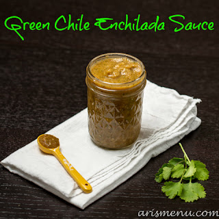 Green Chile Enchilada Sauce