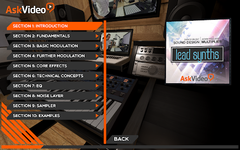 Download Lead Synths Course For Dance Music Sound Design For PC Windows and Mac apk screenshot 2