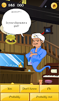 Screenshot of Akinator the Genie FREE