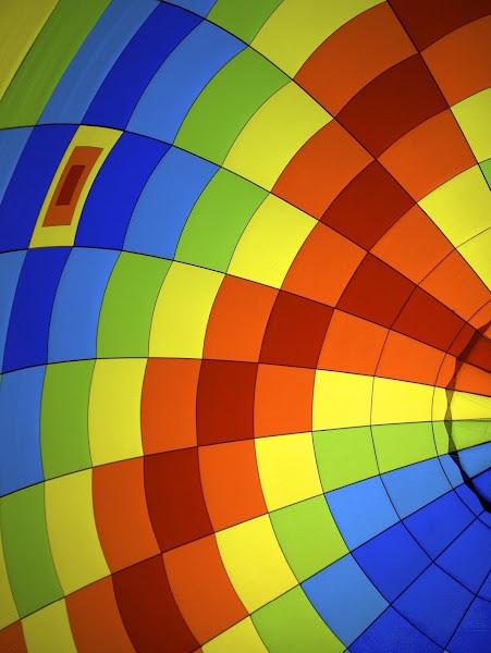 Photo: Hot Air Baloon.  Helen, Georgia