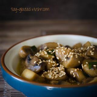 Soy-Glazed Mushroom