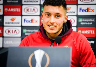 """Amallah : """"On doit et on sait mieux faire contre Arsenal"""""""