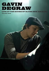 Gavin Degraw: Live at House of Blues New Orleans