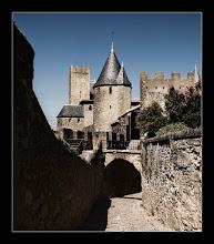 Photo: Callejuela hacia el castillo