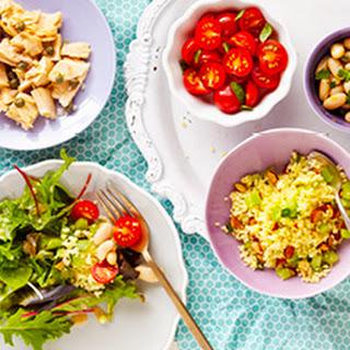 Tuna Taboulleh Salad