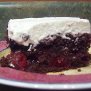Black Forest Cake Dessert