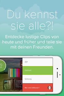 ClipDuell – Video- und TV Quiz- screenshot thumbnail
