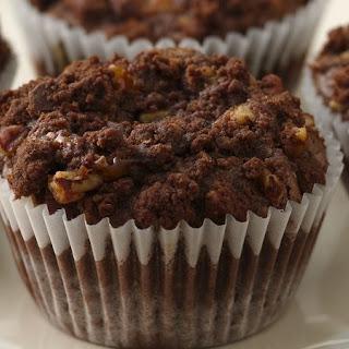 Chocolate-Caramel Crumb Cupcakes Recipe