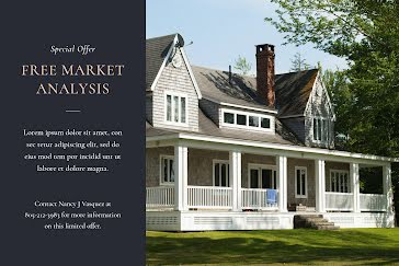 Market Analysis - Postcard template