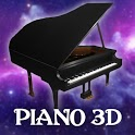 🎹 Piano 3D Free and Real Piano icon