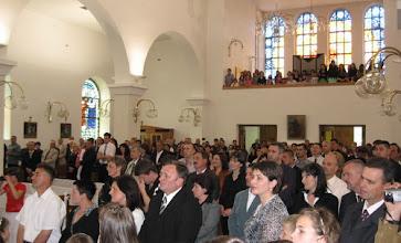 Photo: U crkvi