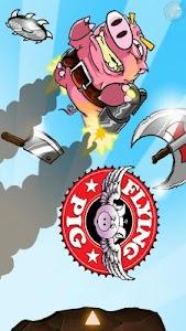 Flying Pig game screenshot 1