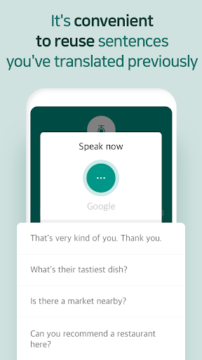 Talking Translator - Ultra-Simple Translation screenshots 3