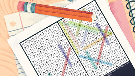 Word Search - Crossword Puzzle Free Games 2.3 screenshots 3