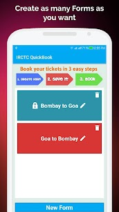 Quick Tatkal – Rail Connect & Website Autofill App Download For Android 2