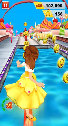 Princess Run Game apkpoly screenshots 2