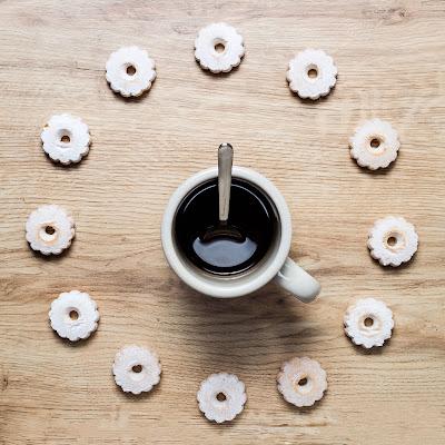 Coffee Time  di luca bozzolan