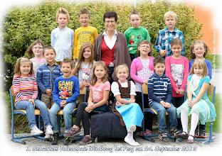 Photo: 1. Schulstufe 2013
