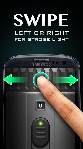 Super-Bright LED Flashlight screenshot 2