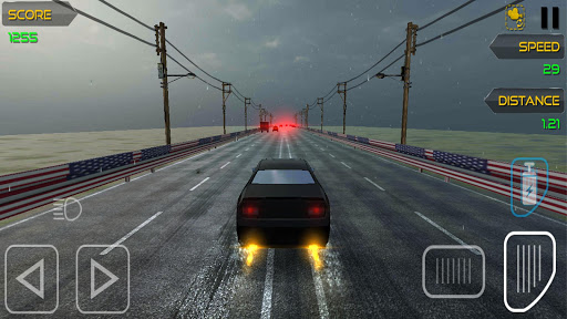Fighter Car Racer 3D screenshot 3