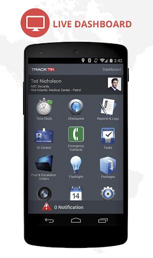 Download Tracktik Guard Tour Google Play Softwares