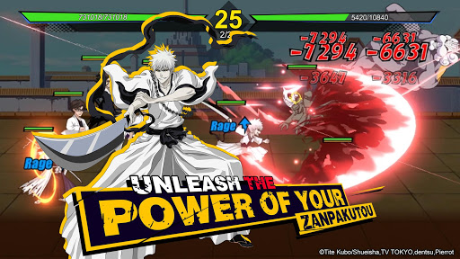 Bleach: Immortal Soul apkpoly screenshots 20