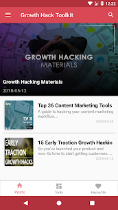 Growth Hack Toolkit | Top Growth Hacking Tools Apk Download For Android 2