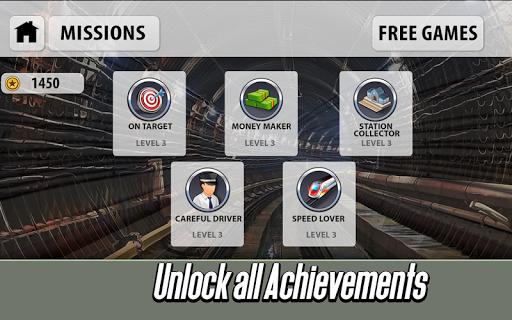 London Subway: Train Simulator  screenshots 14