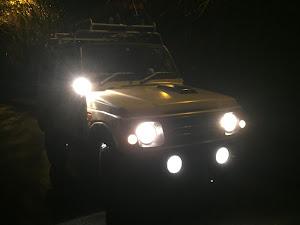 ジムニー JA22W 砂漠横断仕様のカスタム事例画像 🍀ふうさん🌿【⚓️ARCADIA⚓】さんの2019年02月22日18:03の投稿