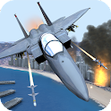 Jet Fighter 3D - Fighter plane icon