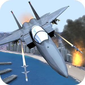 Jet Fighter 3D F18 F15 for PC and MAC