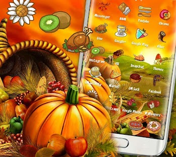Thanksgiving Theme - náhled