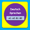 Deutsch Sprechen A1 A2 B1 B2 icon