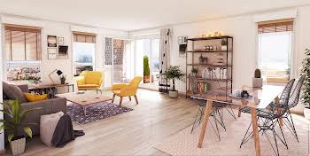 Appartement 4 pièces 77,82 m2