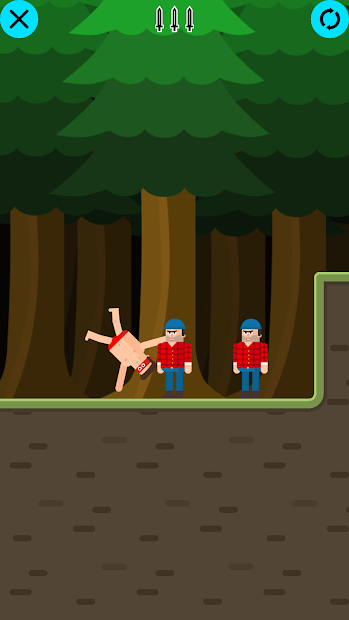 Mr Fight - Wrestling Puzzles Android App Screenshot