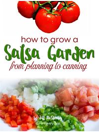 Salsa Garden Guide
