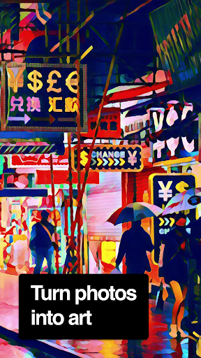 Prisma Photo Editor screenshot 1