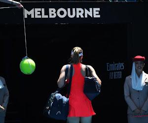 AO: definitieve einde dreigt voor Sharapova - Halep, Bencic, Pliskova en Svitolina stoten eenvoudig door