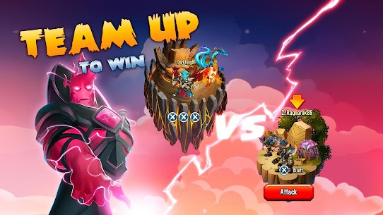 Monster Legends MOD 6.3.6 (Win With 3 Stars) APK 4