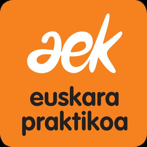 AEK, EUSKARA PRAKTIKOA 教育 LOGO-玩APPs