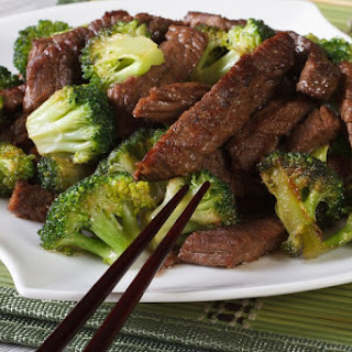 This Beef & Broccoli Stir Fry Has A Spicy Asian Flair!.