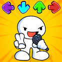 FNF Funky Town Music Adventure icon