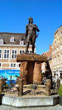 Photo: Statue of Ambiorix (Tongeren)