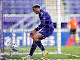 Nmecha ziet dat Anderlecht zijn voet naast Club kan zetten