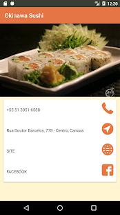Sushi aqui - náhled