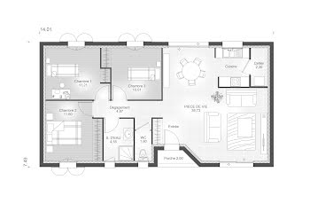 maison à Marsac-sur-l'Isle (24)