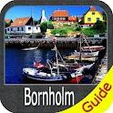Bornholm (Denmark) GPS Map icon