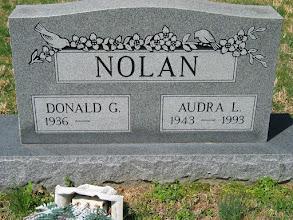 Photo: Nolan, Donald G. and Audra L.