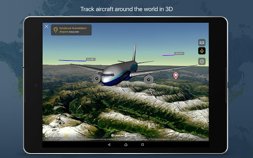 Flightradar24 Flight Tracker 7.9.2 screenshots 12
