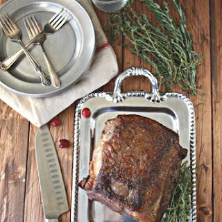 Holiday Beef Roast